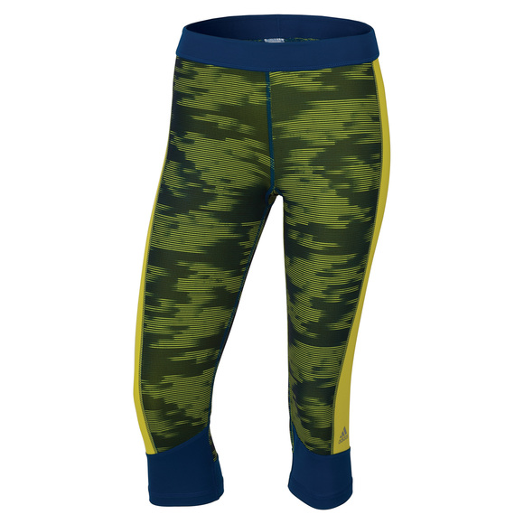 Techfit Graphic - Women's Capri Pants