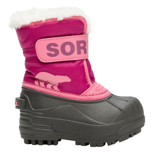 Snow Commander Jr - Bottes d'hiver pour junior