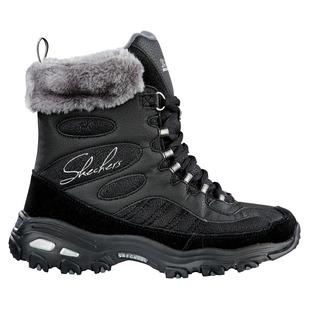 D'Lites Chalet - Women's Fashion Boots