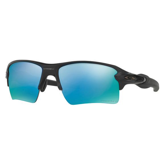 Lunette Flak 2.0 Xl Prizm Deep Water Polarized - Matte Black cvu4cMu