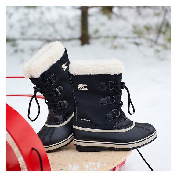Yoot PAC Nylon - Bottes d'hiver pour junior
