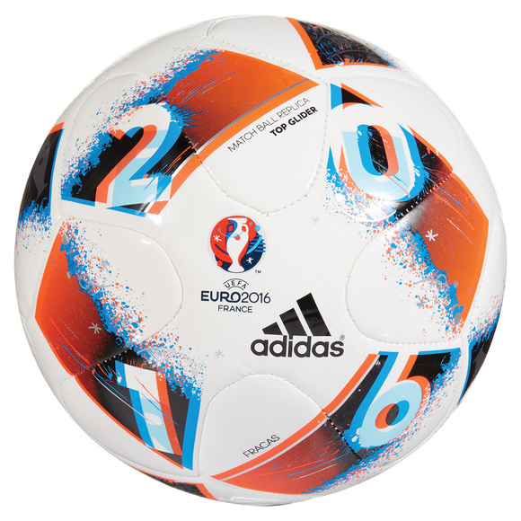 Euro 16 Top Glider - Soccer Ball