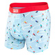 Vibe - Men's Fitted Boxer Shorts  - 3