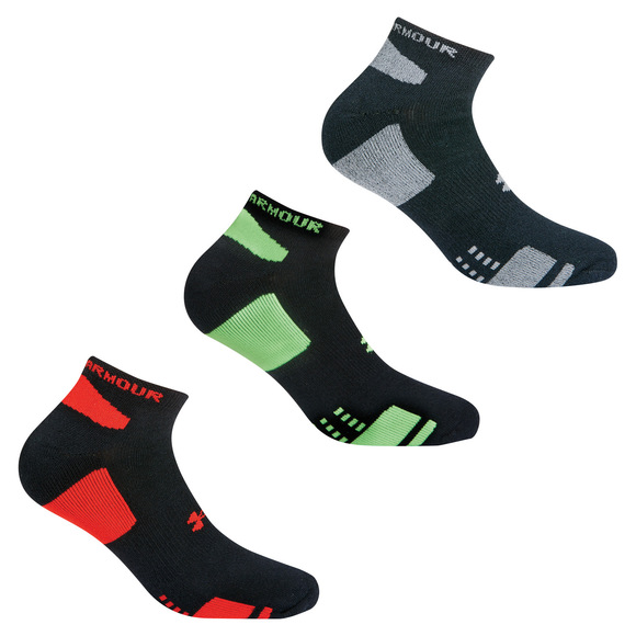 No Show U250 - Men's Half-Cushioned Ankle Socks