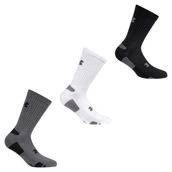 Crew - Men's Half-Cushioned Socks
