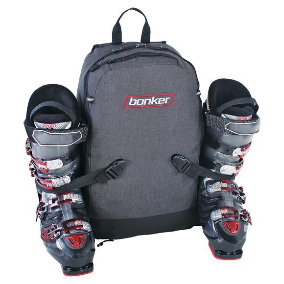BON271RF - Sac à dos pour bottes de ski alpin pour adulte