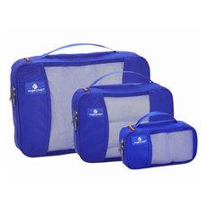 Pack-It Original Cube (TP/P/M) - Ensemble de pochettes de rangement pour le voyage