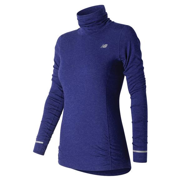 Arctic Blend - Women's Long-Sleeved Shirt