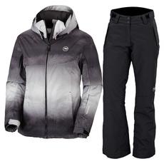Twist - Manteau et pantalon d'hiver pour femme