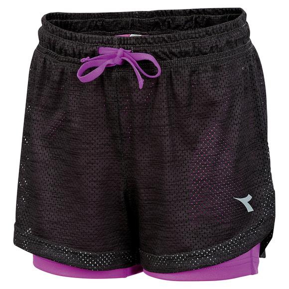 Dual - Girls' Shorts