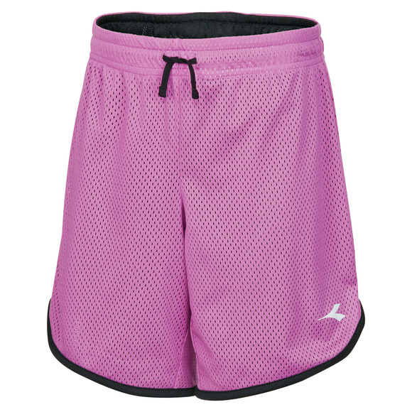 Field To Court - Girls' Reversible Shorts