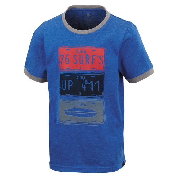 Zach Jr - T-shirt pour garçon