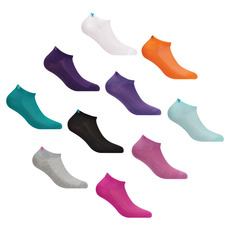 DG9770S17P Jr - Girls' Ankle Socks (Pack of 10 pairs)