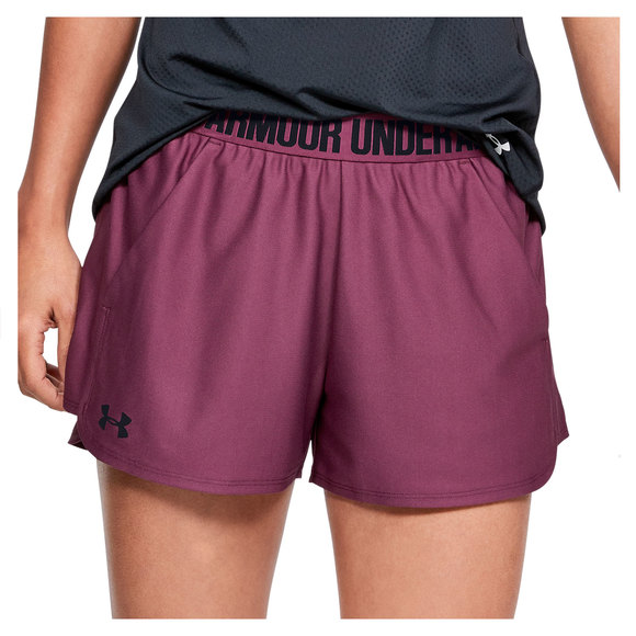 dca3b6fac UNDER ARMOUR Play Up 2.0 - Women's Training Shorts | Sports ...