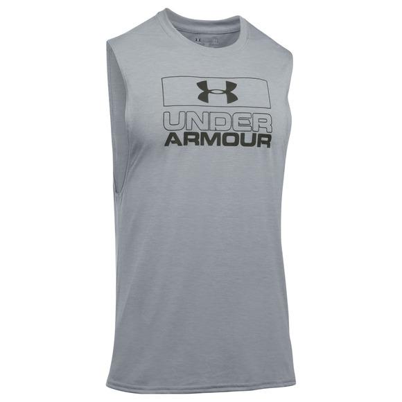 Graphic Muscle - T-shirt sans manches pour homme