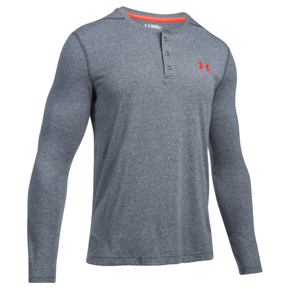 Threadborne Henley - Long-Sleeved Shirt