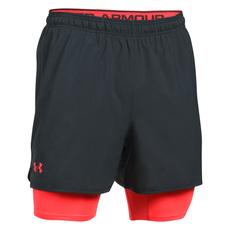 Qualifier 2-in-1 - Men's Athletic Shorts