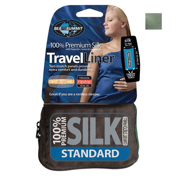 Silk Liner - Drap de voyage