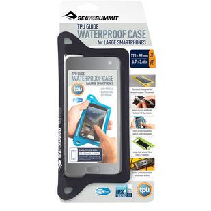 TPU Guide Smart (Grand) - Étui étanche pour téléphone intelligent
