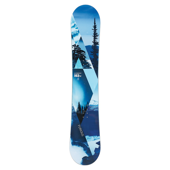 Furious Wide - Men's Directional Freeride snowboard