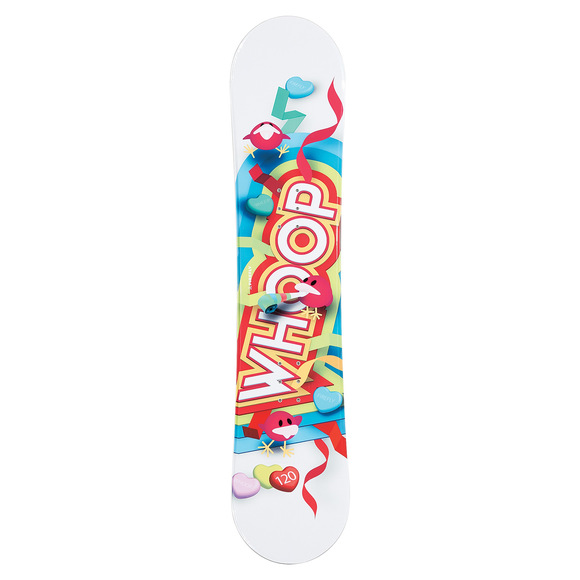 Whoop Jr - Junior Directional Freeride snowboard