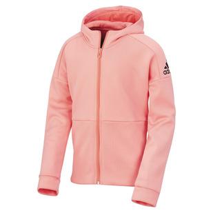 YG ID - Veste à capuchon pour fille
