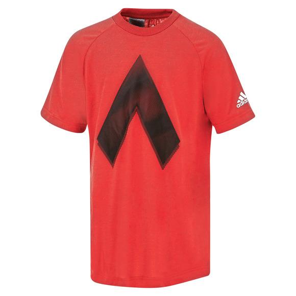 YB Ace Graphic Jr - Junior Soccer T-Shirt