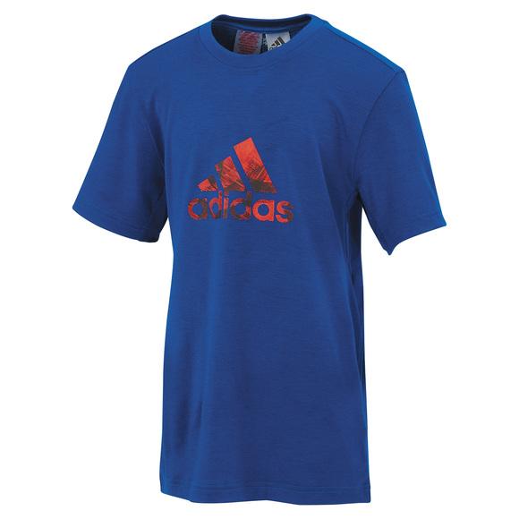 YB Prime Logo - Boys' T-Shirt