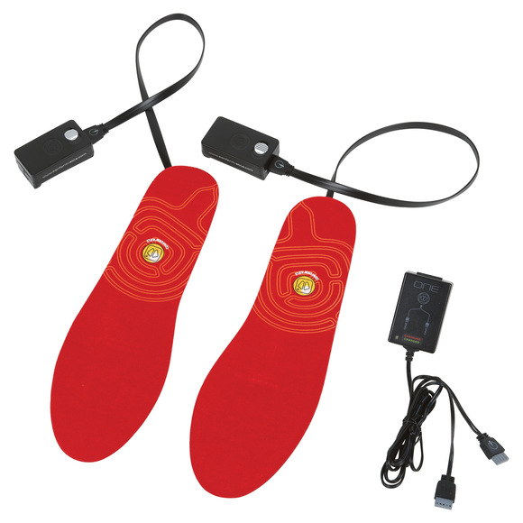 One 3 Set- Heated Insoles