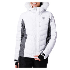Rapide Heather - Women's Hooded Insulated Jacket