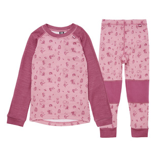 Lifa Merino Jr - Junior Base Layer Set