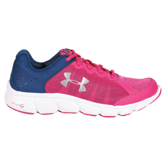 GGS Micro G Assert 6 Jr- Junior Running Shoes