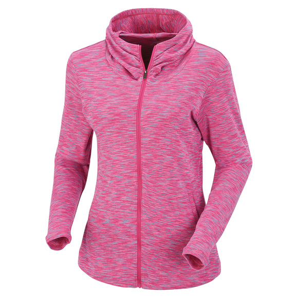 Outerspaced - Women's Full-Zip Hoodie