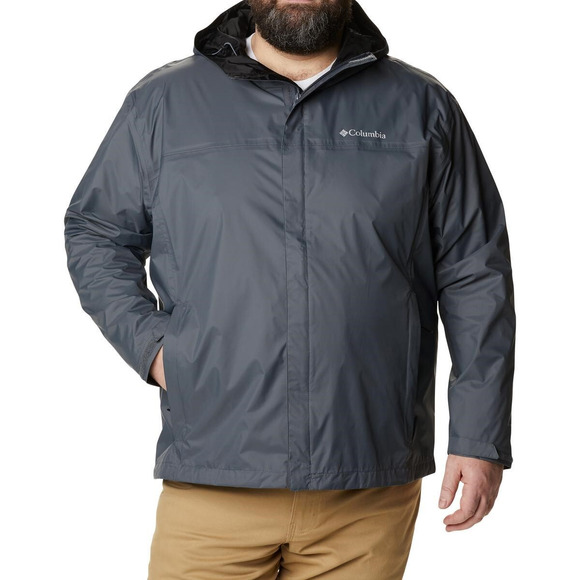 Watertight II (Plus Size) - Men's Waterproof Jacket