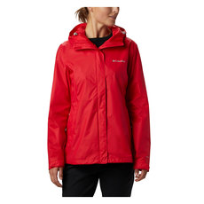 Arcadia II - Women's Hooded Waterproof Jacket