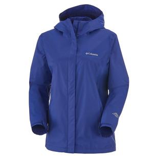 Arcadia II - Women's Hooded Waterproof Jacket