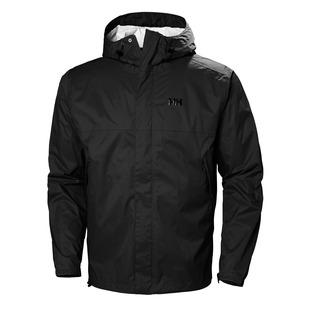 Loke - Men's Hooded Rain Jacket