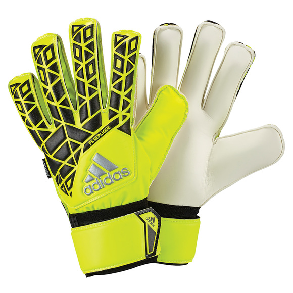 Ace Fingersave Replique - Gants de gardien de but de soccer pour adulte
