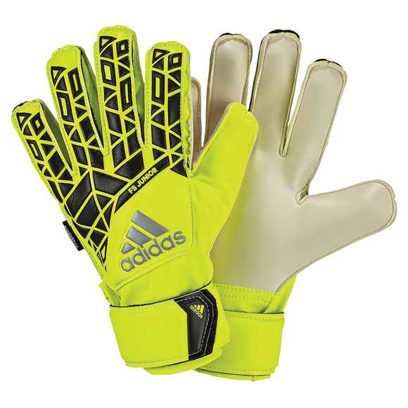 Ace Fingersave - Gants de gardien de but de soccer pour junior