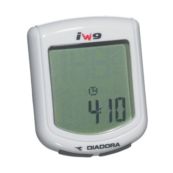 IW9 - 9-function Wireless Cyclometer