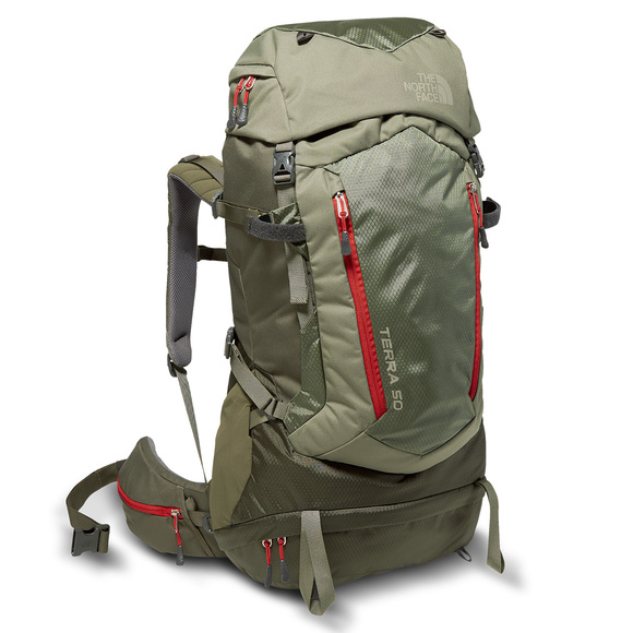 Terra 50 - Adult Travel Backpack