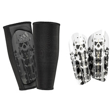 Paris Ghost graphic - Men's Soccer Shin Pads