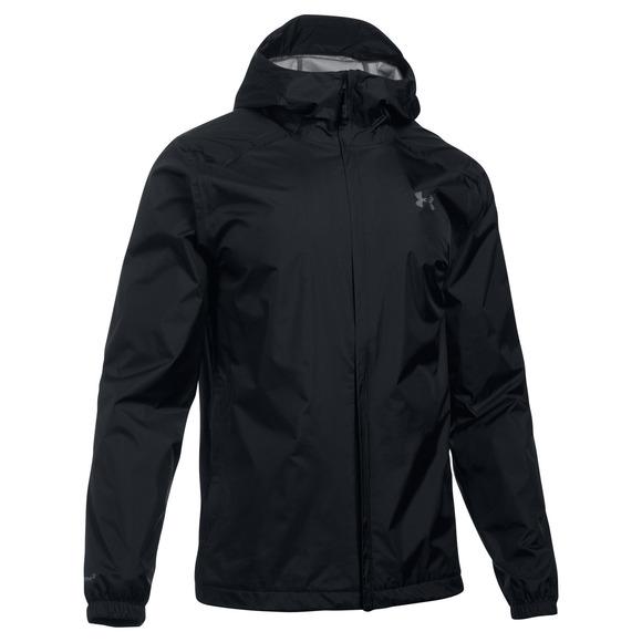 Bora - Men's Hooded Rain Jacket