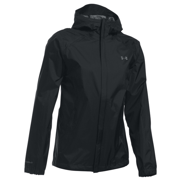 Bora - Women's Hooded Rain Jacket