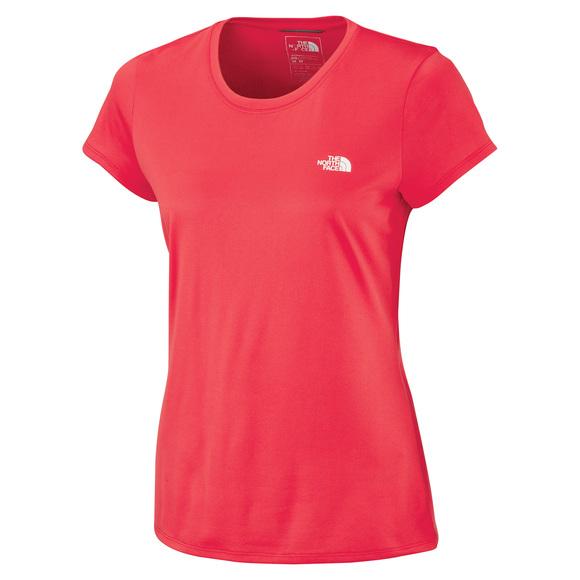 Reaxion Amp - T-shirt semi ajusté pour femme