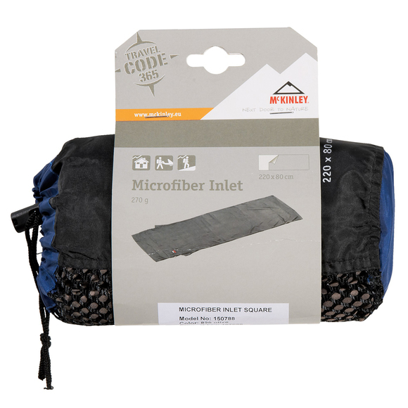 150788 - Microfibre Traveling Sheets
