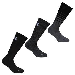Phenom Twisted - Men's Half-Cushioned Socks (Pack of 3 pairs)