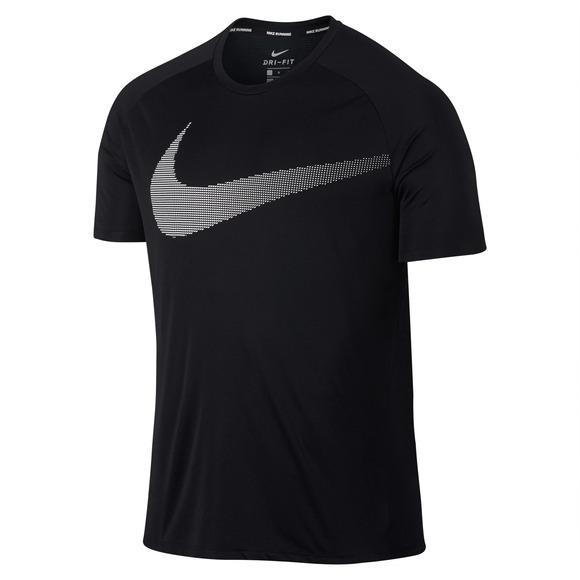 City - T-shirt de course pour homme