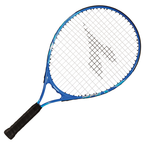 Top Spin 21 Jr Kit - Ensemble de raquette de tennis pour enfant
