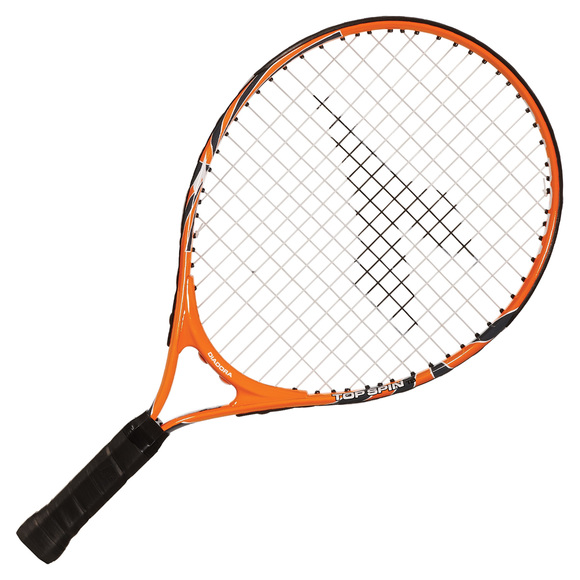 Top Spin 19 Jr Kit - Ensemble de raquette de tennis pour enfant